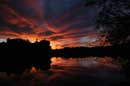 Amazing Sunset - September 30, 2005 - �2005 Lauri A. Kangas